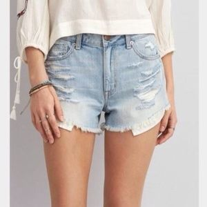 American Eagle Festival High Rise Shorts 00
